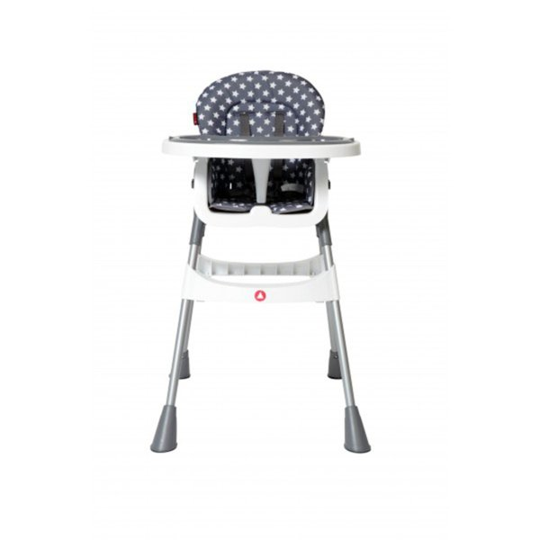 Topmark Стол за хранене Jess Basic grey TMT2085. сив
